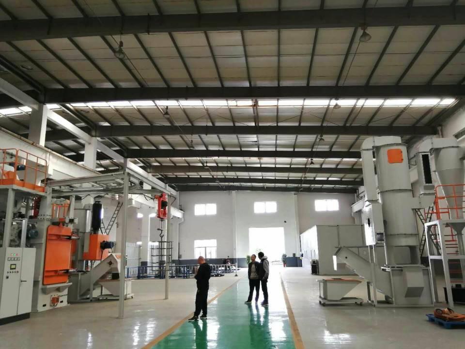 昆山高新区5100平米全单层厂房出租